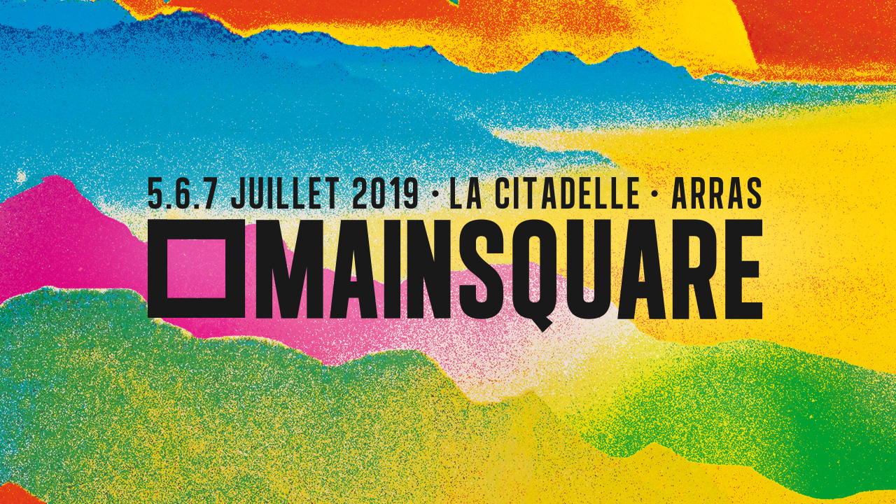 Main Square 2019 à Arras